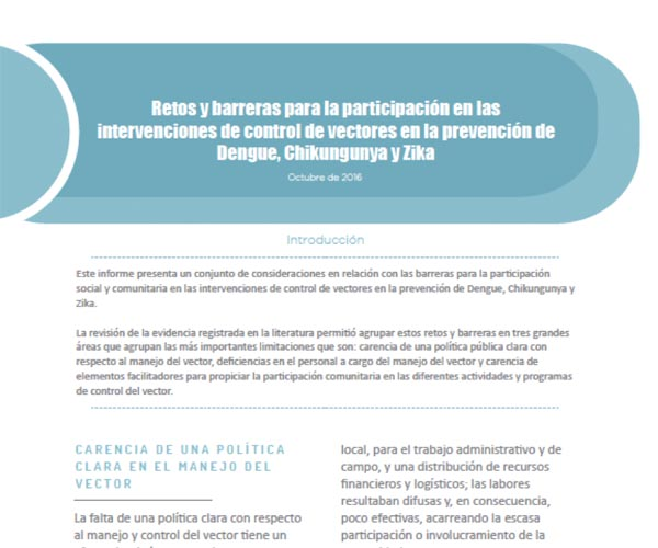 Literature review prevention and control of