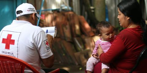 IFRC Launches New Tool for Psychosocial Support in the Context of Zika