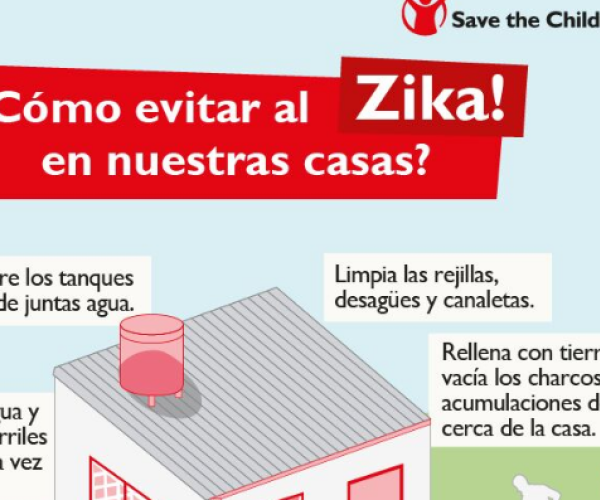 How to prevent the Zika virus in your house?