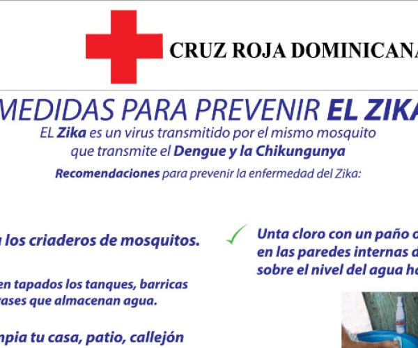 Measures to prevent Zika