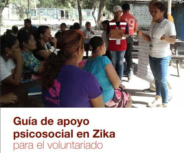 Volunteers' Guide for Psychosocial Support on Zika