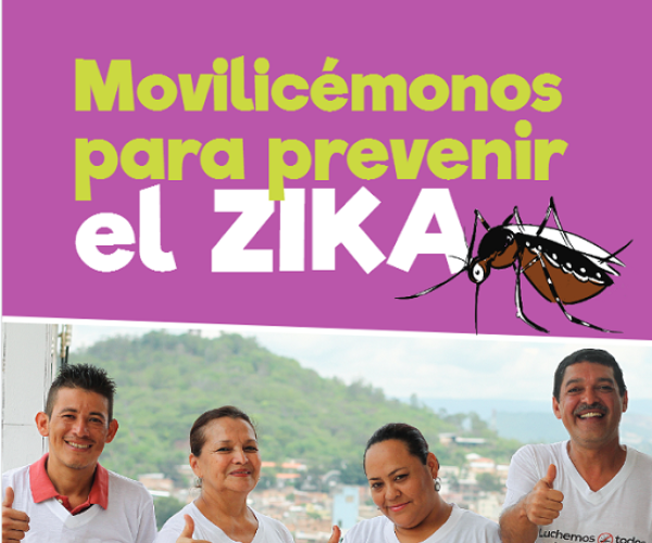 Mobilize to prevent zika: A Handbook for community leaders