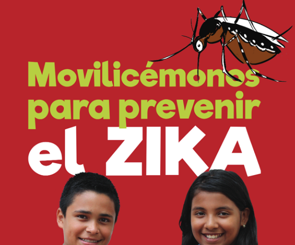 Mobilize to prevent zika