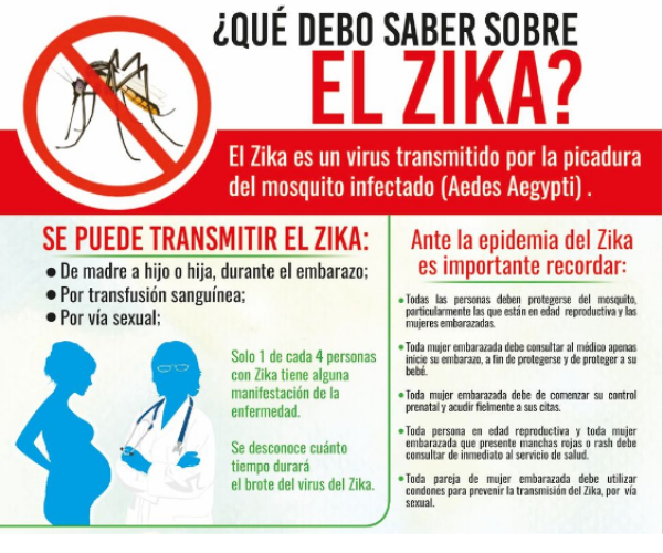 What should I know about Zika?