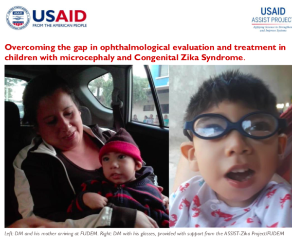 Overcoming the gap in ophthalmological evaluation