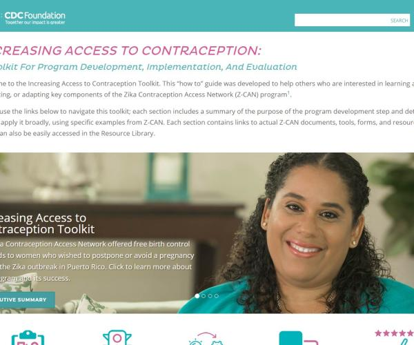 Increasing Access to Contraception Toolkit