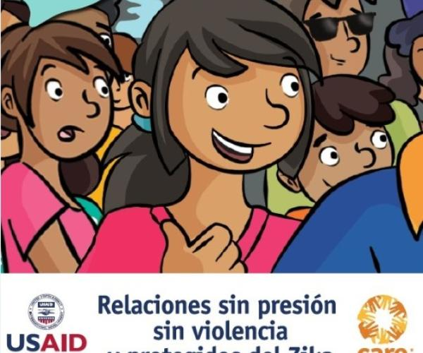 Prevention of Zika virus and sexual violence