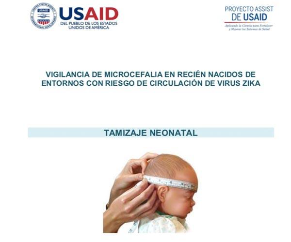 Neonatal screening manual