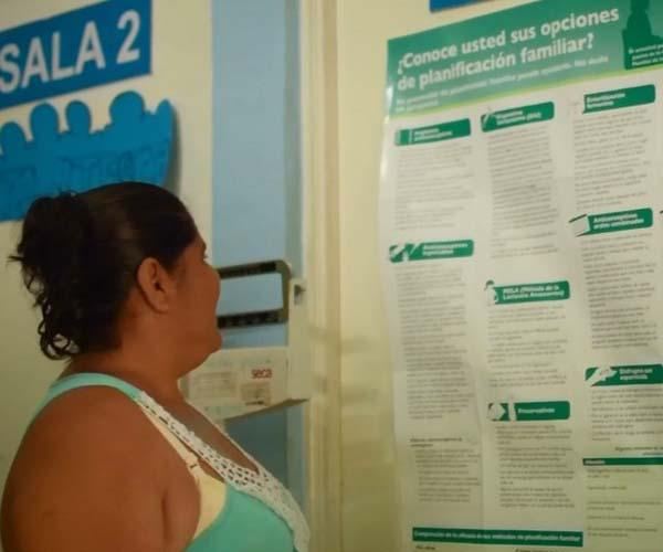 Extension of the results of health care in the community (ECHO)