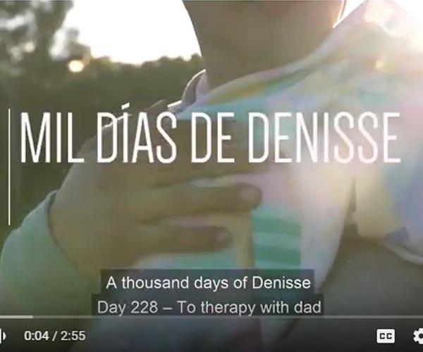 1000 Days of Denisse: Therapy with Dad