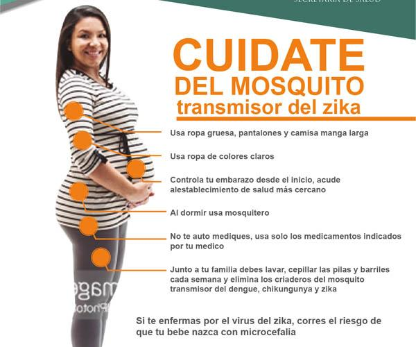 Take care of yourself against the mosquito that transmits Zika