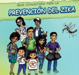 Zika Prevention Guidebooks