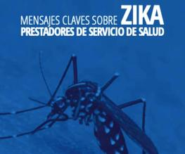 Key messages about Zika: Health service providers