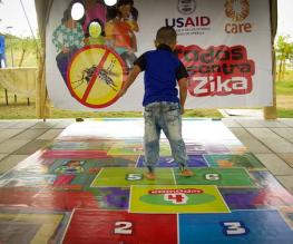 All Against the Zika (Hopscotch)