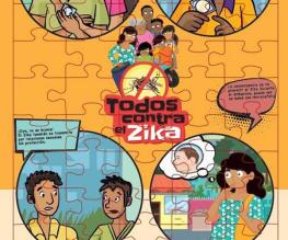 All Against Zika, Puzzles