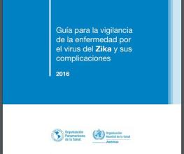 Guide for monitoring disease Zika virus and its complications